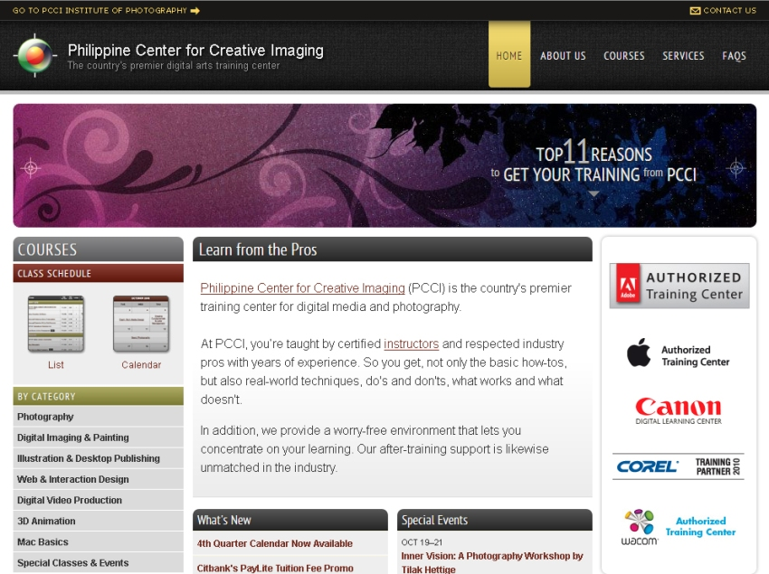 PHILIPPINE CENTER FOR CREATIVE IMAGING